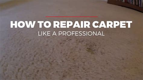 how to patch a rug how to repair carpet how to patch carpet