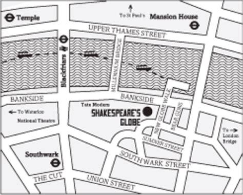 globe theatre maps swan bar restaurant swan shakespeare s globe
