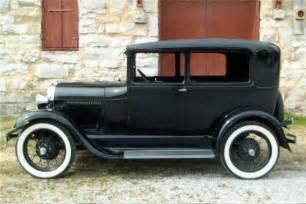1929 Ford Sedan 1929 Ford Model A 2 Door Sedan 152006