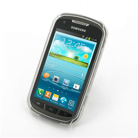 Sofcese Samsung samsung galaxy xcover 2 soft translucent s shape pattern pdair