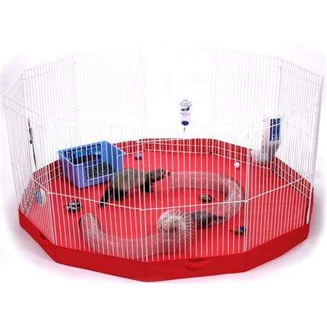 playpen with floor small pets cages habitats exercise pens doors pet supplies comparison shopping