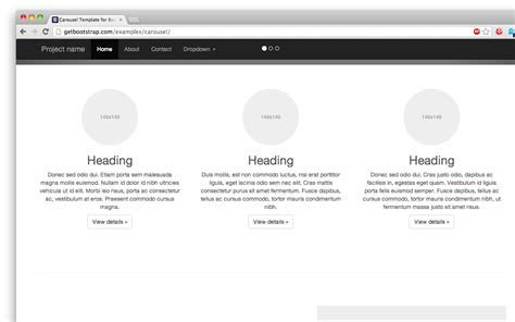 tutorial republic bootstrap carousel bootstrap carousel indicators phpsourcecode net