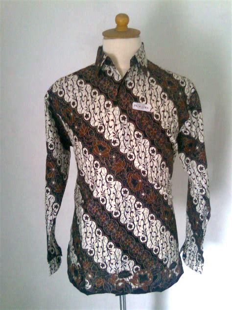 Terlariss Batik Pria Slimfit Resmi Modern Mewah Slim He16 He For She 2 100 gambar batik lengan panjang laki dengan model baju batik pria lengan panjang terbaru batik