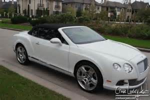 Bentley Cheap For Sale 2012 Bentley Continental Gt Mulliner For Sale Craigslist