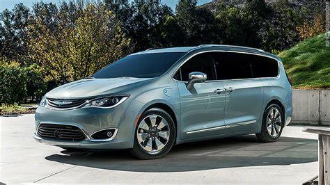 New Chrysler Minivan by Chrysler S New Minivan Of The Future
