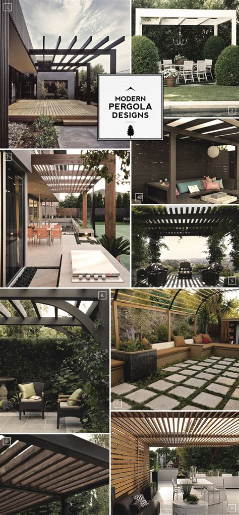 modern pergola designs gallery and notes home tree atlas