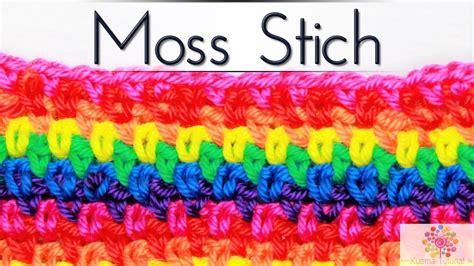 Decke Muster by H 228 Keln Lernen Moss Stich Muster M 252 Tze Schal Decke