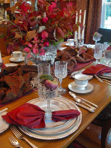 elegant table settings elegant table setting tablescapes pinterest