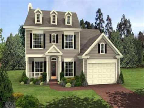 colonial home plans with photos 2 story colonial style house plans 2 story colonial style