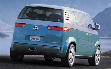 volkswagen electric bus vw to introduce all electric long range microbus