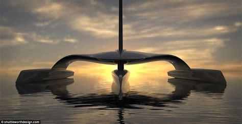 catamaran research ship mayflower autonomous researcher ship will sail across the