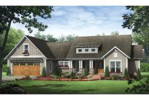 Craftsman Ranch Ranch Home Plan 013d 0136 House Plans And More Craftsman