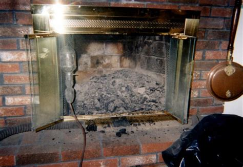 chimneys fireplace cleanup and wood stove cleanup