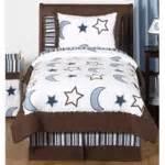 Sweet Jojo Designs Starry Night 9 Piece Crib Bedding Set Starry Crib Bedding Set