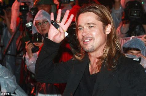 Turned Brad Pitt Into A by Baz Bamigboye Mrs Lineker Takes Centre Stage With A