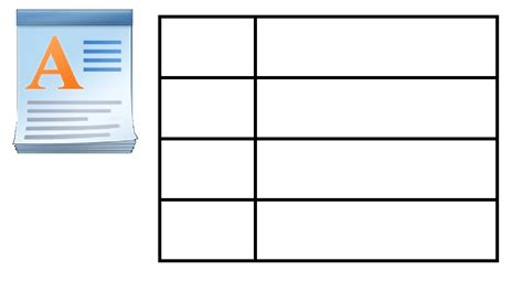 how to make a phlet on wordpad how to create a table in wordpad