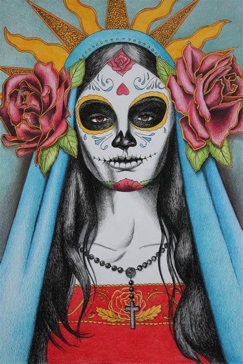 santa muerte images la de muchas caras the many faces of santa muerte