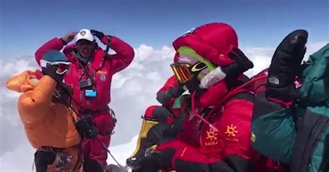 film everest cardiff a lifelong cardiff city fan just climbed mount everest and
