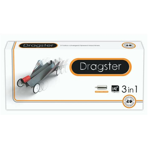 Backpack 3in1 Dk make your own dragster car kit lagoon creative present for boy