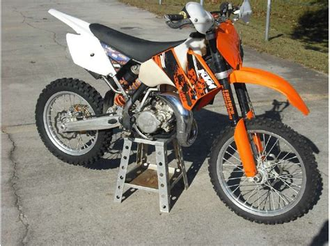 Ktm 105 Xc For Sale 2009 Ktm 105 Xc For Sale On 2040 Motos