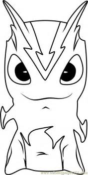burpy coloring free slugterra coloring pages coloringpages101