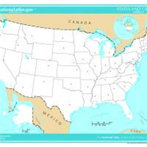 united states map unlabeled maps us map unlabeled