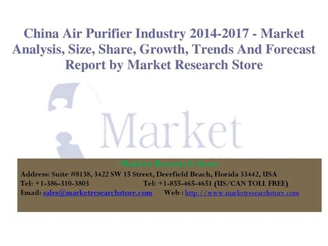 china air purifier industry report 2013 2016 market analysis size growth trends and