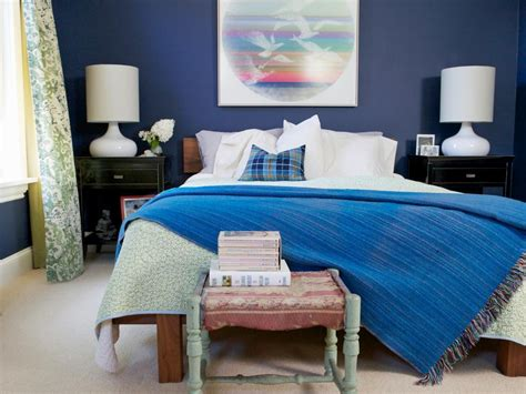 medium blue master bedroom designs painted wood table