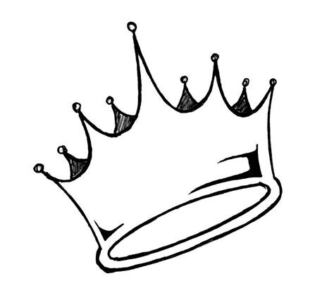 Billiards Royalty Game On King Crown Coloring Page