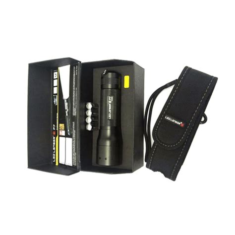 Senter Led Lenser led lenser p7 senter led 8407 jakartanotebook