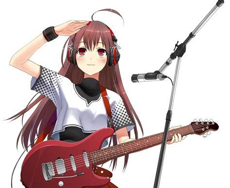 imagenes anime rockeras im 225 genes de anime relacionadas con el rock mil recursos