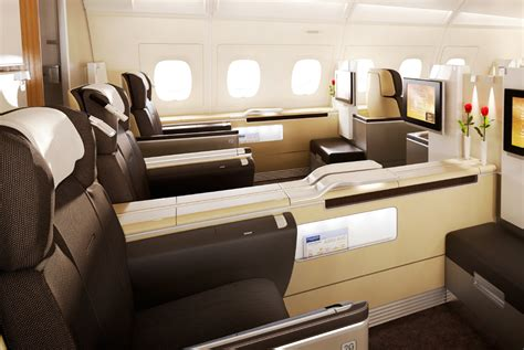 airbus a380 class cabin best class airline cabins gear patrol
