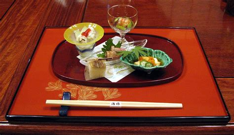 cuisine kaiseki kaiseki