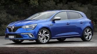 Renault Meganes 2016 Renault Megane Review Australian Preview Drive