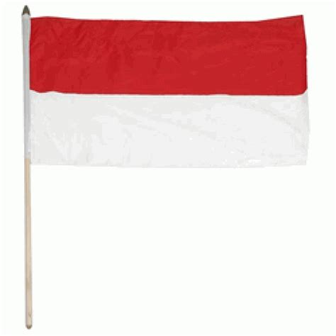 indonesia small desk flag