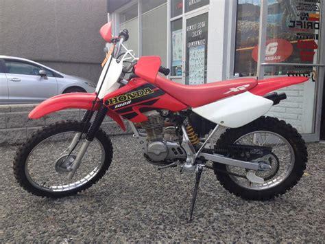 honda xr100 2001 honda xr100 dirtbike clean original bike great