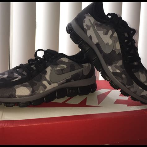 army fatigue sneakers army fatigue nike free 5 0 8 from s closet