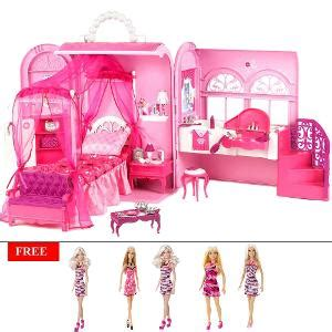 buy doll house online barbie doll houses buy barbie doll houses online at best prices in india homeshop18 com