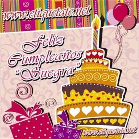 imagenes cumpleaños nuera imagenes de feliz cumplea 241 os suegra 3 aniversarios