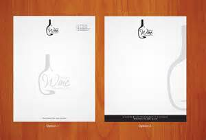 best letterhead designs graphic designing services at