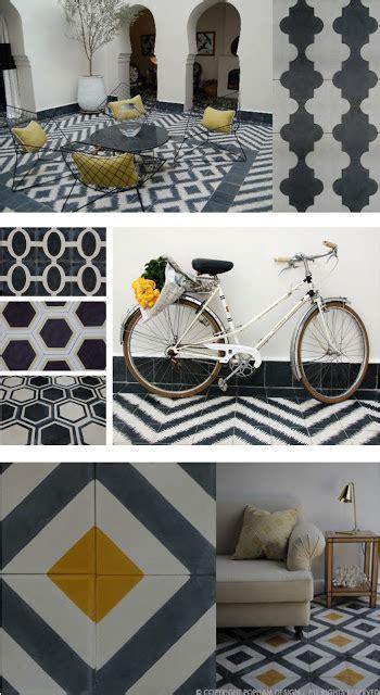 pavimento bianco e nero progetti di arredamento