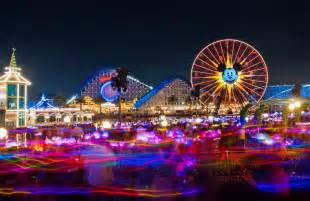 california adventure world of color world of color quot glow with the show quot exposure photo
