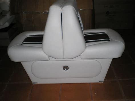 back to back boat seat for proline 23 dual console - Proline Boat Seat Covers