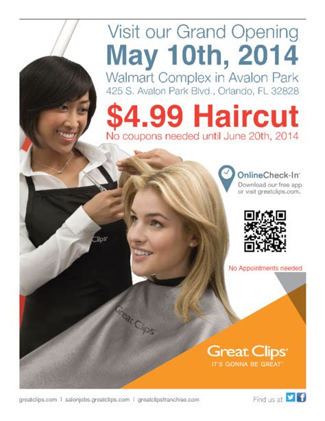 great clips seniors age senior discounts great clips hairstylegalleries com
