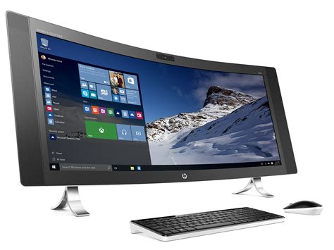 hp envy curved    pc  awesomer