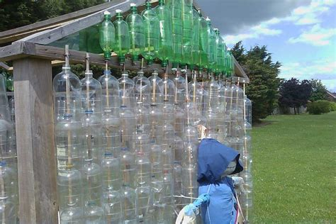 how do i build a greenhouse in my backyard building a bottle greenhouse rhs caign for school