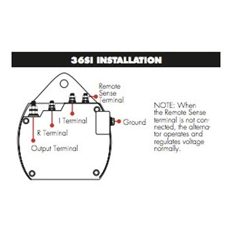delco remy alternator external regulator wiring schematic