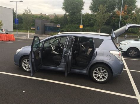 7 Seater Cars Toyota Verso 2010 Toyota Corolla Verso 7 Seater Car For Sale In