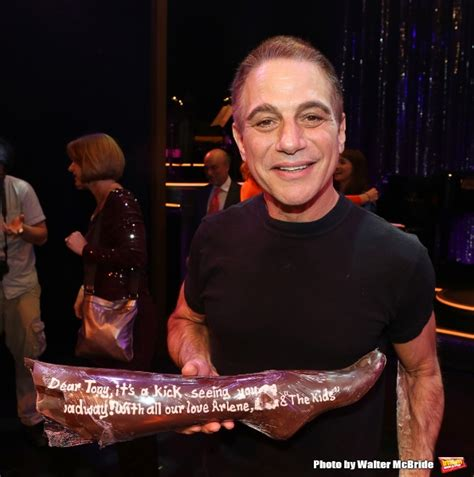 Tony Danza Tells Audience Members To Get The Hell Out by Photo Coverage Inside The Honeymoon In Vegas Robe