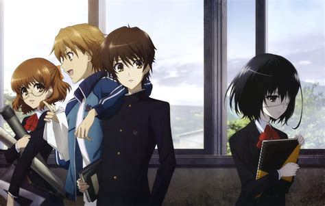 Anime Another by Another Anime Wallpapers Hd